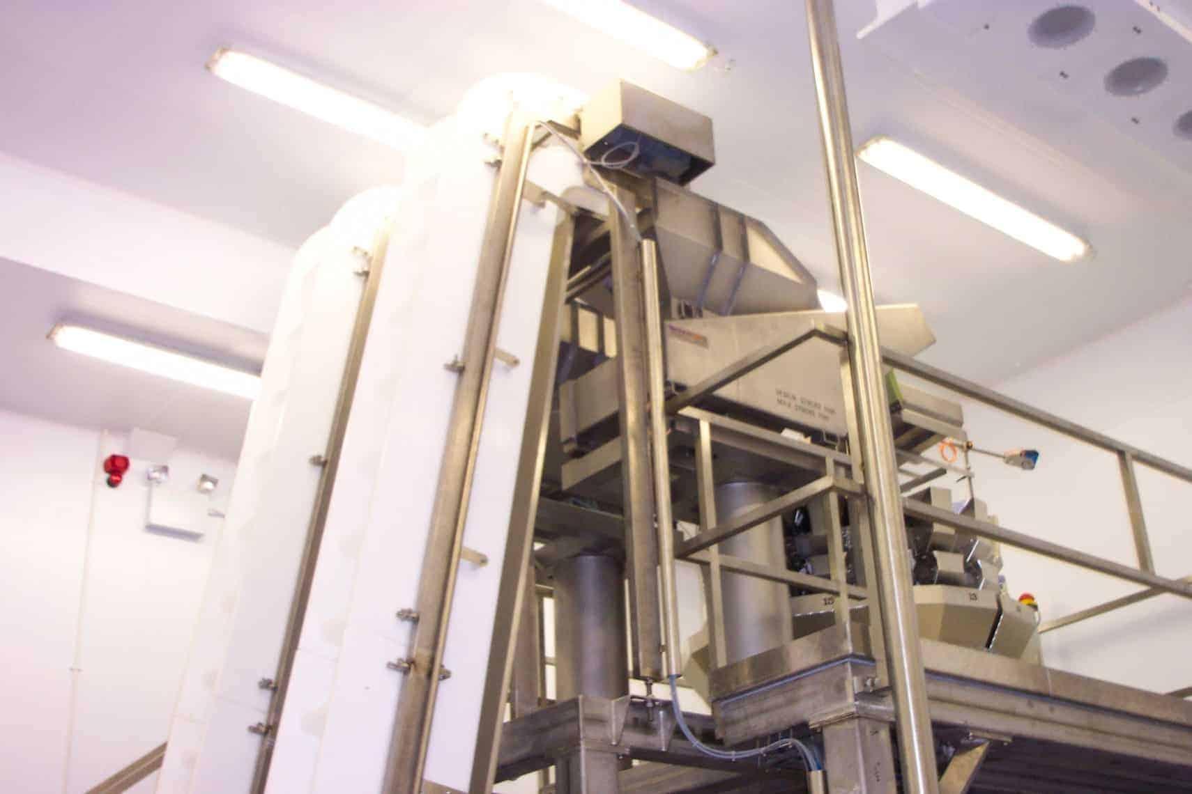 Bakery Conveyor Wrightfield Ltd