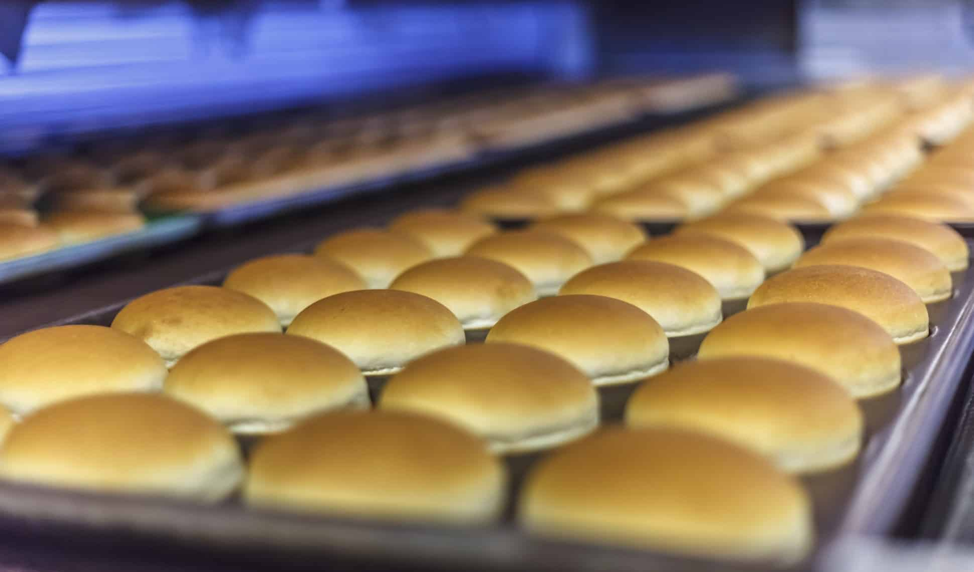 Bakery Industrial Bakery Equipment