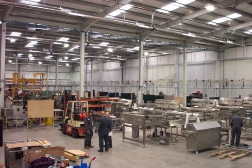 Structural Metalwork Wrightfield Manufacturing Capabilities