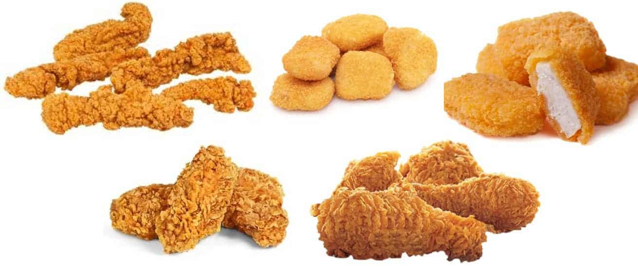 Chicken Combo Coater Symotab From Wrightfield Chicken Nugget Types Crumbing & Coating