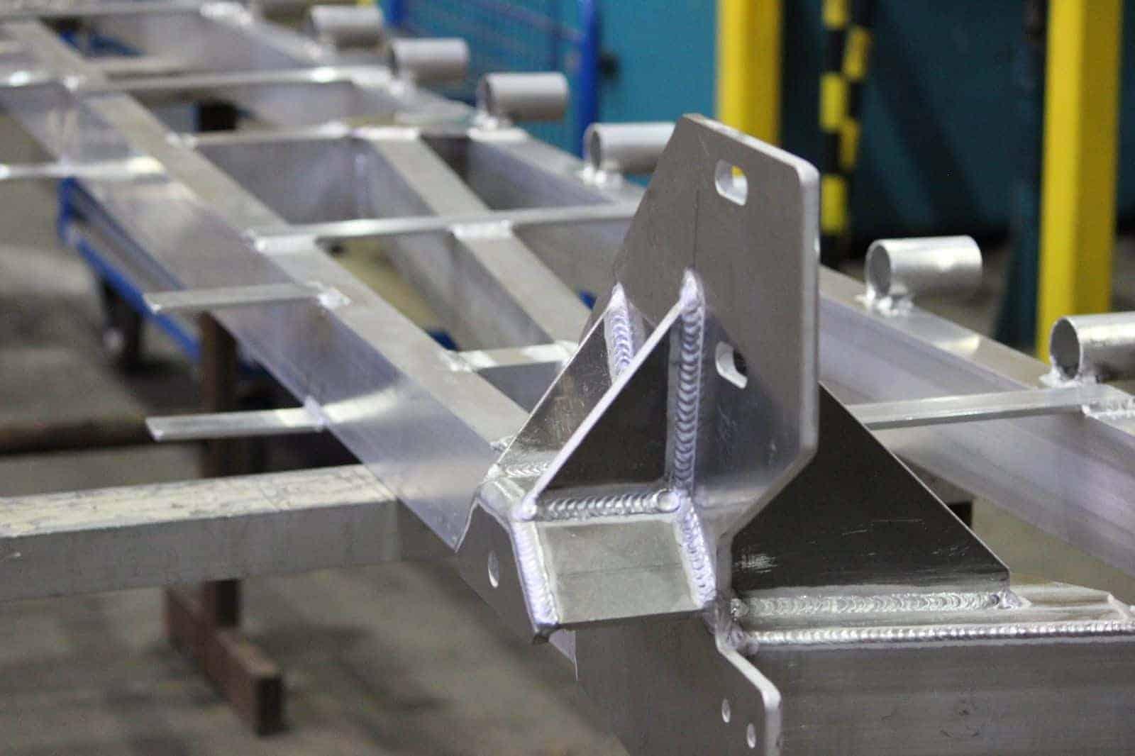 Conveyor Belt Design Design Structural Steelwork Stainless Steel Conveyor Belt