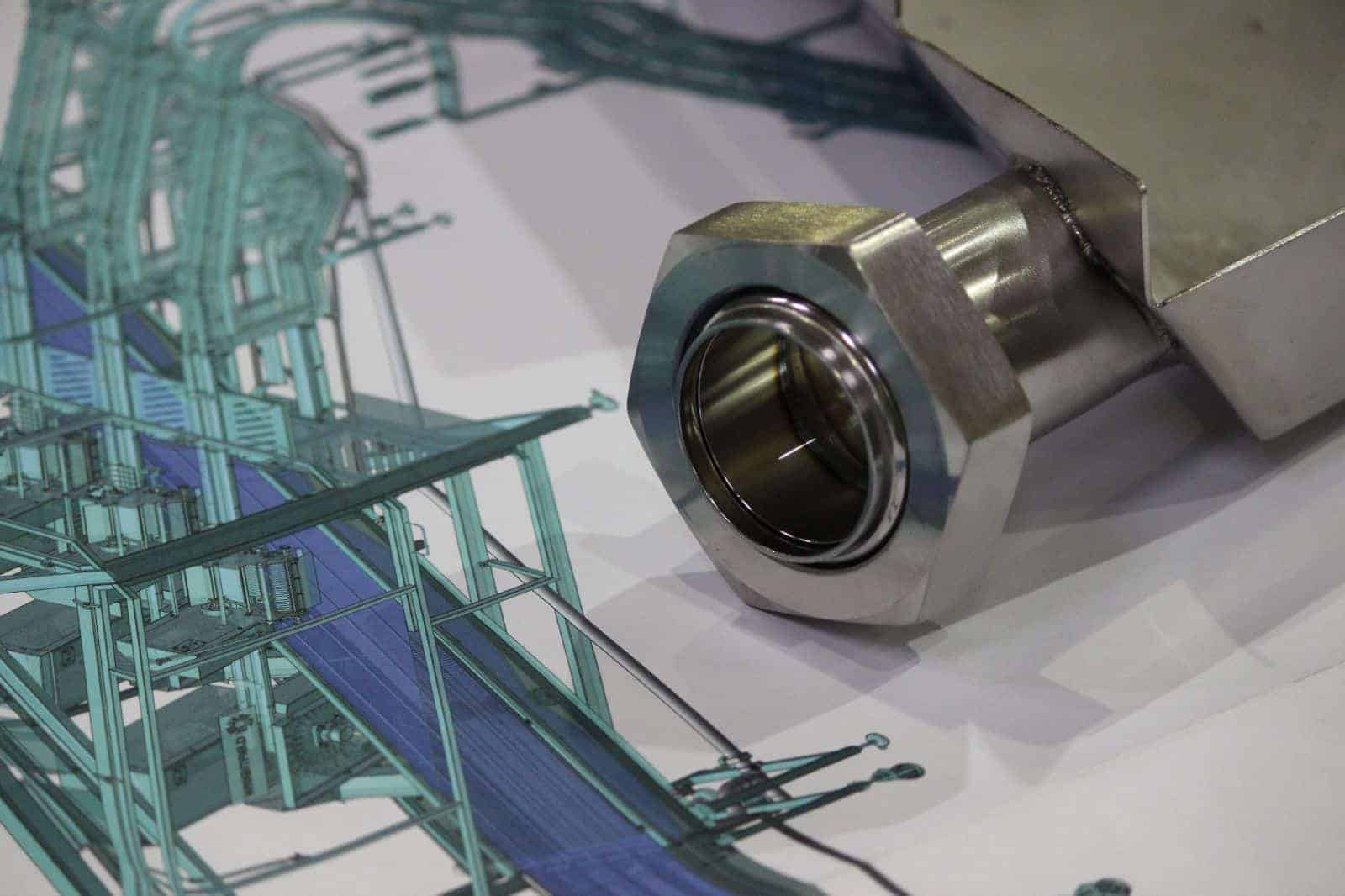 Bespoke Metalwork Conveyor System Design Automated Conveyor System Wrightfield Ltd