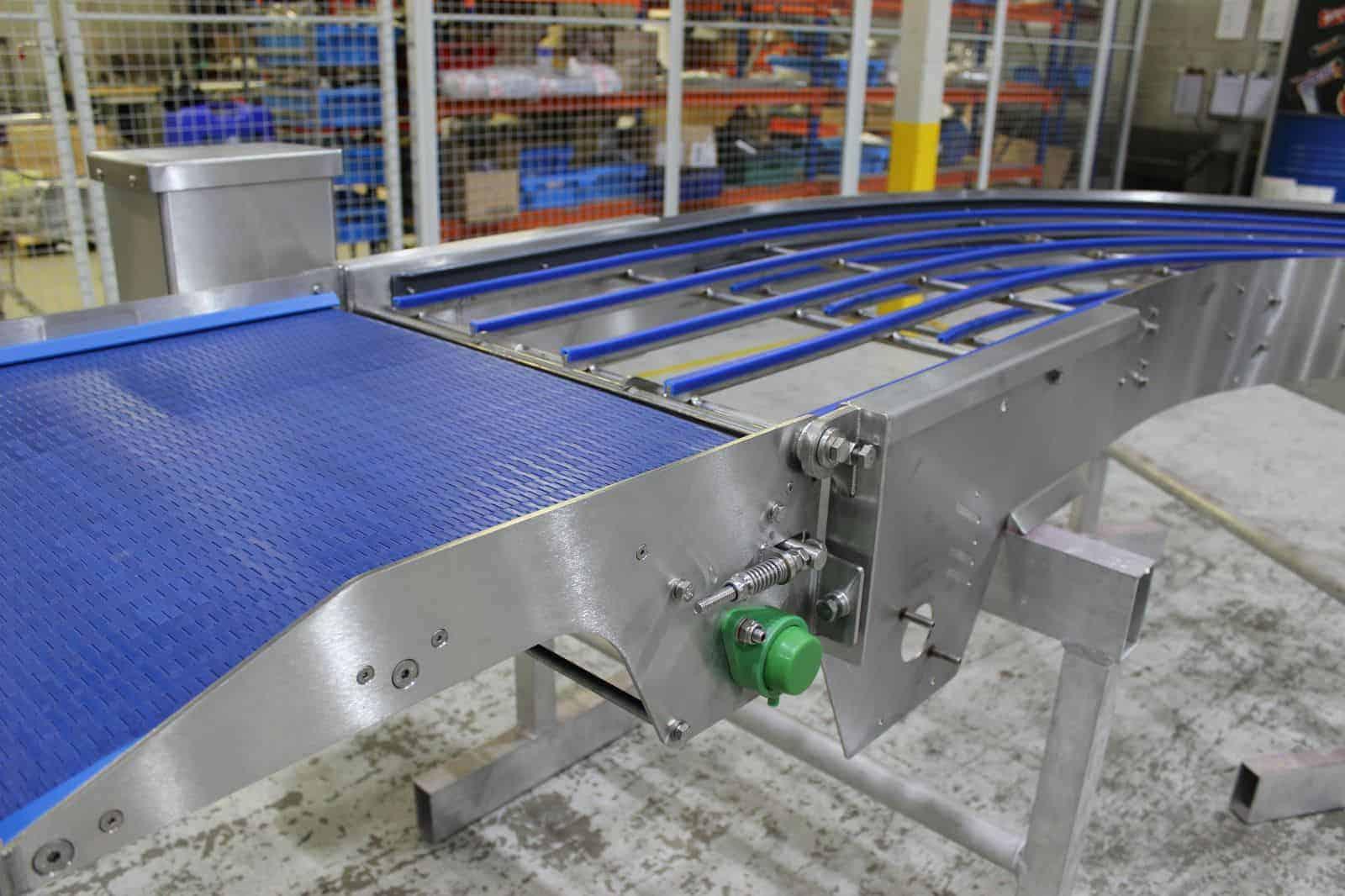 Stainless Steel Food Grade Conveyors Conveyor Belts Wrightfield Ltd Stainless Steel Conveyor Belt