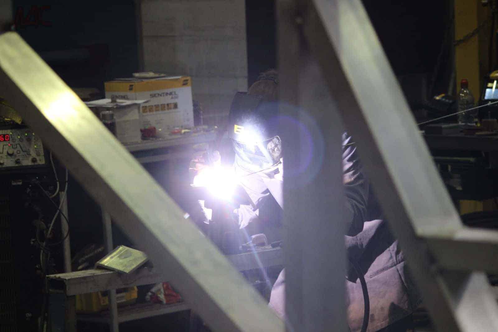 EN 1090 Conveyor Belt Manufacturers Wrightfield Ltd Fabricate Structural Steelwork