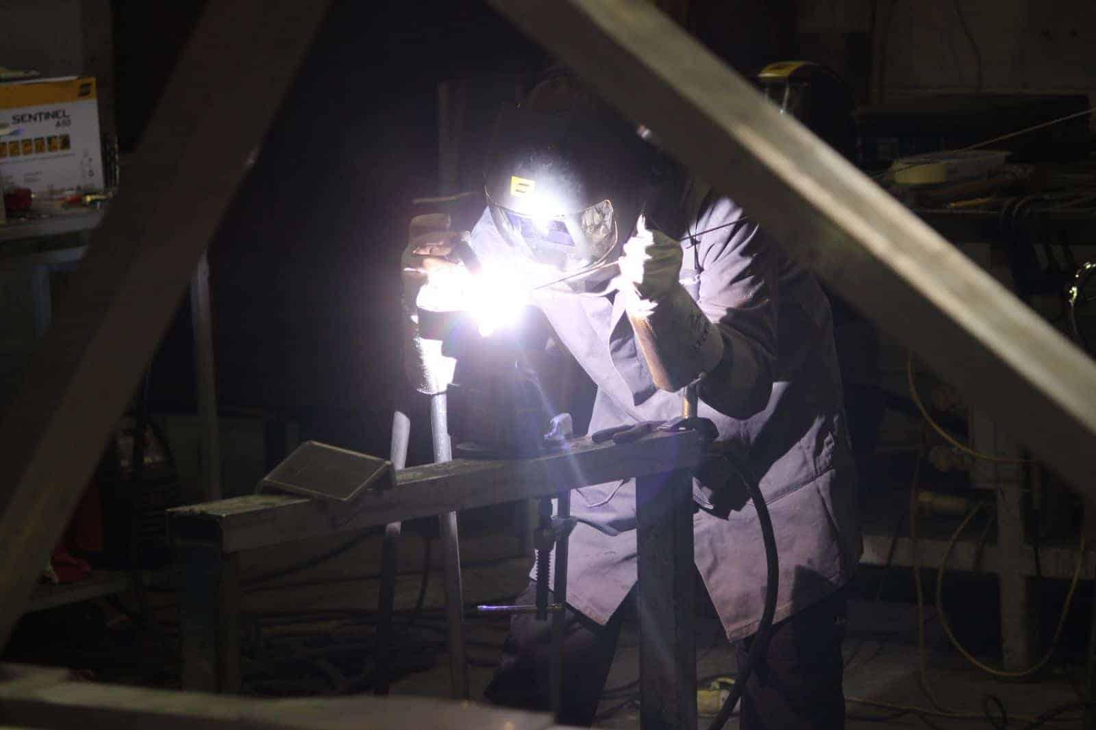 Secondary Steelwork Architectural Metal Fabricators Conveyor Repair Maintenance Food Grade Conveyors Wrightfield Ltd