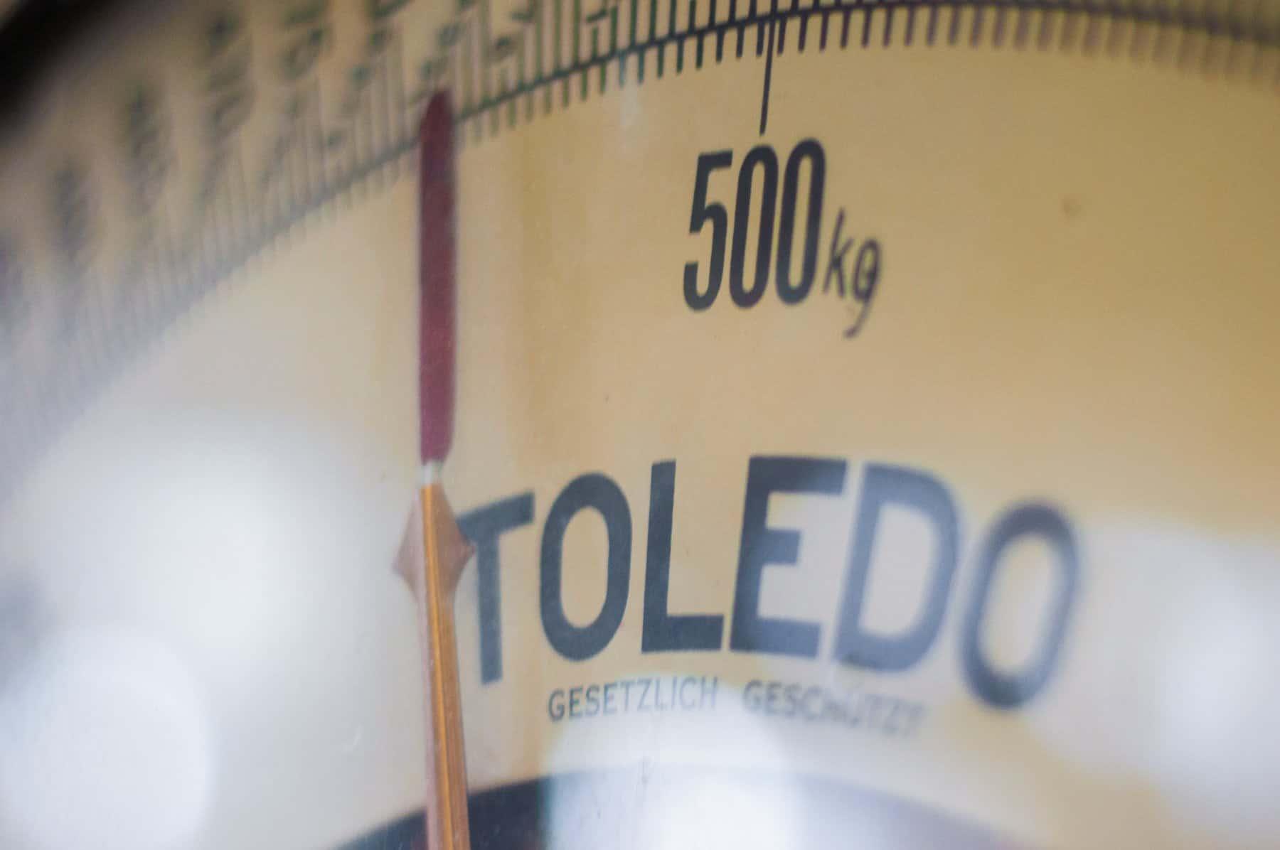 Bakery Weighing