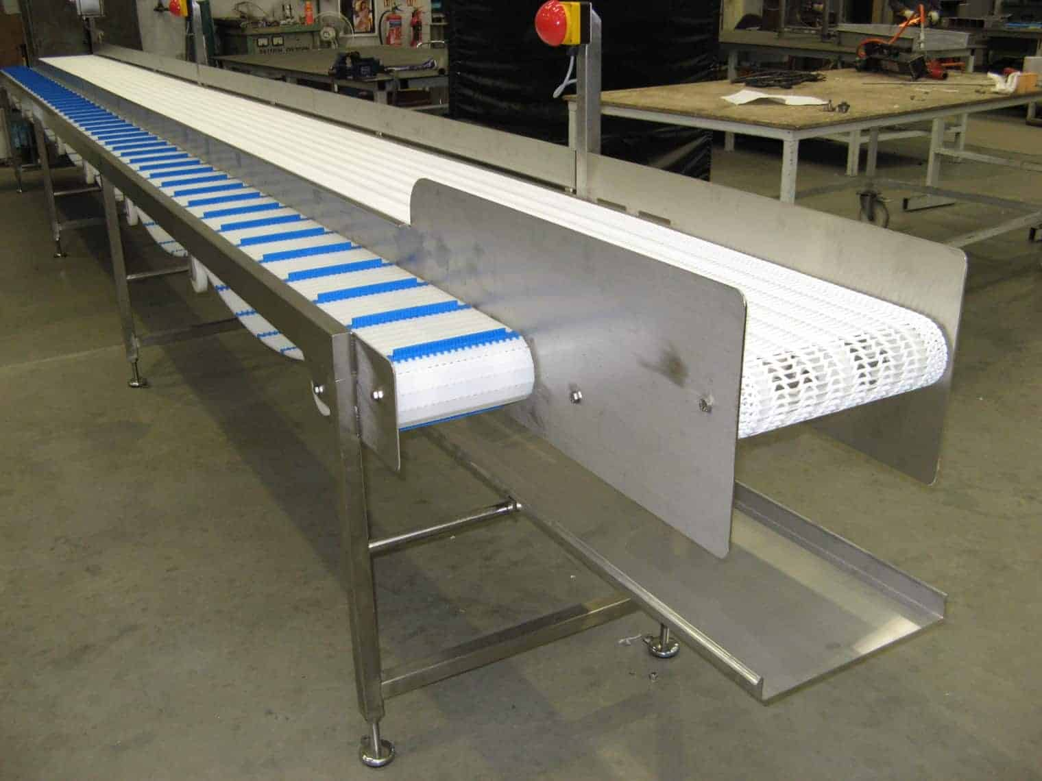 What Are The Main Types Of Conveyor Belts Wrightfield